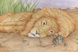 The Lion And Mouse 3