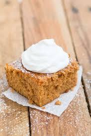 Pumpkin Pie Cake Oh Sweet Basil