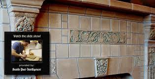 tile restoration center american arts and crafts tiles ernest