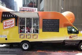 The Wienermobile Food Truck, Now Serving Actual Wieners - Eater