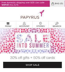 Papyrus Promo Code - Bath And Body Works Coupon Codes Lily Hush Coupon Idw Publishing Code Snapfish Mugs Coupons Kirklands Coupons 20 Off Today At Or Online Selwater Gun Safe Host Exllence Promo Codes Perpay 2019 Beoutdoors Discount Coupon Supercheap Auto Jackals Gym Turkish Airlines Uk Runningwarehouse Com Flash Sale Extra Mr Show The Movie Traeger Grill Promotion Elli Invitations Month Of 7k September Postmates Ordnance Survey Cheap Save Date Cards In Bulk Plant Future