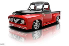 133293 1955 Ford F100 RK Motors Classic Cars For Sale