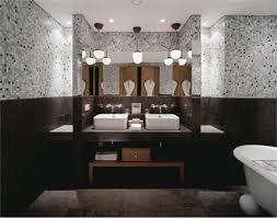 Paint Color For Bathroom With White Tile by Bathroom Glass Tile Design Ideas Extraordinary Interior Design Ideas