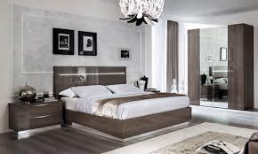 schlafzimmer komplett set 4tl silber birke hochglanz