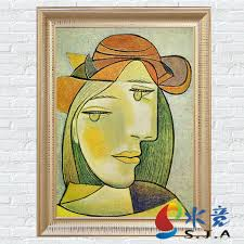 Pablo Picasso Abstract Oil Famous Paintings