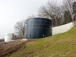 100 Grand Designs Water Tower Aquastore Glass Lined Liquid Storage Tanks CST Industries