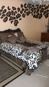 Stylish Ideas Cheetah Bedroom Decor 1000 About Room On Pinterest