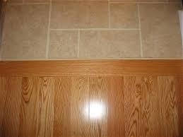 wood floor to tile transition best tile that looks like hardwood
