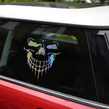 Rylybons 3D Skull Stickers 15.9*17.7cm Car Stickers & Decals Car ... Morning Noon Night Jdm Hellaflush Funny Life Car Door Window Sticker Windshield Decal Big Girls Love Trucks Sunvisor Banner Buy Simply Clean Strip Stance Lowered Turbo Drift And Truck Lettering Create Your Own Today Signscom Vinyl Sun Visor Window Shade Vinyl Banner Decal Product Hemi 30 Dodge Front Big Boy Toy Fun Japan Performance Decals For Trucks Best Resource Dodge Charger 12017 Rt Sxt Reflective Move Right Graphic