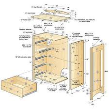 chest plans chest of drawers plans easy u0026 diy wood project plans