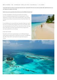 100 Conrad Island Maldives Rangali Brochure FlipHTML5