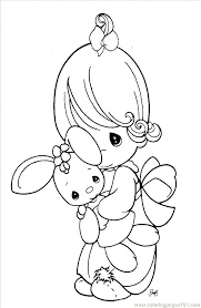 Printable Preschool Easter Coloring Pages Free Toddler Bible Find This Pin And More