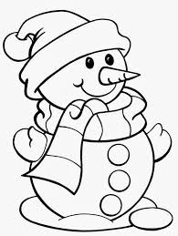 Christmas Coloring Pages Printable Az