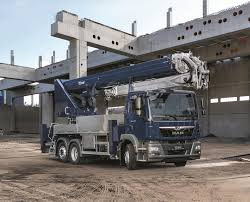 Böcker Launches 12 Tonne Truck Mounted Crane | Article | KHL