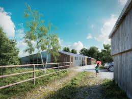 100 Modern Barn Conversion Chippenham Architect Proposed 3 Elkins
