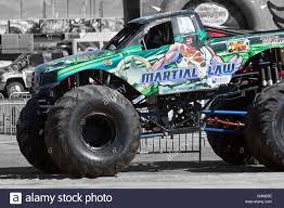 100 Monster Jam Truck Monster Jam Truck Martial Law Stock Photo 47183626 Alamy