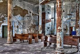 Mansfield Ohio Prison Halloween by Mansfield Reformatory Chapel Abandoned Homes Buildings