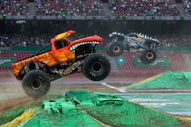 AUG. 4 - AUG. 6: Music, Food And Monster Trucks To Add A Spark To ... Meet The Monster Trucks Petoskeynewscom The Rock Shares A Photo Of His Truck Peoplecom Showtime Monster Truck Michigan Man Creates One Coolest Dvd Release Date April 11 2017 Smt10 Grave Digger 4wd Rtr By Axial Axi90055 Offroad Police Android Apps On Google Play Jam Video Fall Bash Video Miiondollar For Sale Trucks Free Displays Around Tampa Bay Top Ten Legendary That Left Huge Mark In Automotive