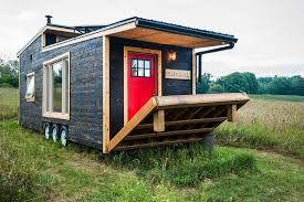 100 Small Home On Wheels Greenmoxie Tiny House Lets You Live Mortgagefree And Off