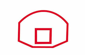 basketball hoop backboard clipart OurClipart