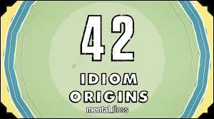 Useful Idioms And Their Meaning explain your methods for resource