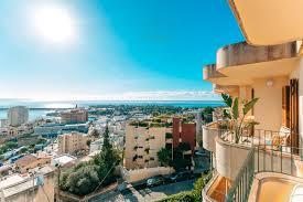 modern renovated penthouse in bonanova with panoramic sea