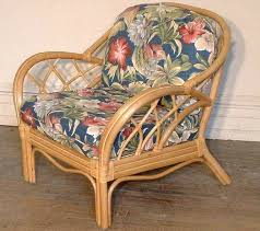 Wicker Chair Pads Dining Room Furniturewicker Cushions Without Ties Non Skid