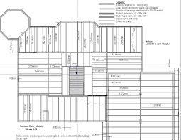 Floor Joist Span 2x10 by The House I Built Framing The Second Floor