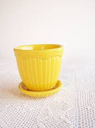 433 best Yellow McCoy Pottery images on Pinterest