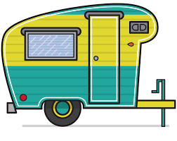 Camper Clip Art Related Keywords Suggestions