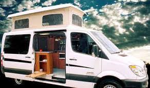 Sprinter RV Camper Van By Sportsmobile