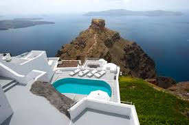 100 The Grace Santorini Hotel Profile