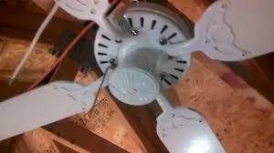 Hampton Bay Ceiling Fan Uplight by Smc Hampton Bay Grayton Ceiling Fan Youtube