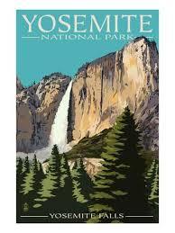 Yosemite National Park Posters At AllPosters