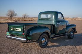 1951 Chevy 3100 Truck Sale