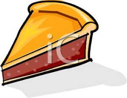 A Slice of Pie Clipart Picture