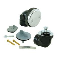 Bathtub Trip Lever Assembly Kit by Westbrass All Exposed Fully Finished Trip Lever Bath Waste And