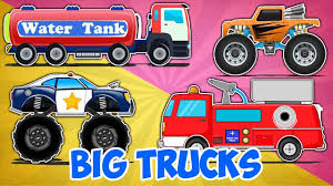 Big Trucks | Monster Truck Videos For Children By Kids Channel ... Monster Truck Video Kids Big Trucks Stunts And Actions Monster Showtime Michigan Man Creates One Of The Coolest Everybodys Scalin For Weekend Bigfoot 44 Truck Jam Crush It Review Ps4 Hey Poor Player Drive Amazoncom Hot Wheels Giant Grave Digger Mattel Guinness World Records Longest Ramp Jump Terminator Things I Want Pinterest Rbc Monster Mega Mud Truck Power Wagon 4 Link Suspension Racing Speed Energy Stadium Super Series St Louis Missouri Bounce House Rental Ny Nyc Nj Ct Long Island Wikipedia