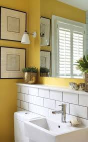 Small Bathroom With Yellow Wall Colors And Houseplants - Great Small ... Marvellous Small Bathroom Colors 2018 Color Red Photos Pictures Tile Good For Mens Bathroom Decor Ideas Hall Bath In 2019 Colors Awesome Palette Ideas Home Decor With Yellow Wall And Houseplants Great Beautiful Alluring Designs Very Grey White Paint Combine With Confidence Hgtv Remodel Elegant Decorating Refer To 10 Ways To Add Into Your Design Freshecom Pating Youtube No Window 28 Images Best Affordable