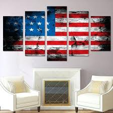 American Flag Home Decor Best Wall Photos Decorating Ideas Creative Decoration Rustic