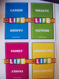 The Different Cards Of Life