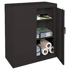 Tennsco Standard Storage Cabinet by Storage Cabinets At Office Depot Officemax