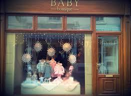 Childrens Boutique Window Display
