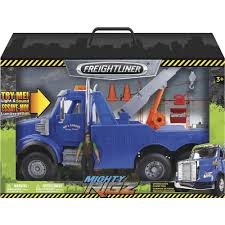 Mighty Rigz Freightliner Tow Truck Play Set | Www.kotulas.com | Free ... 2007 Freightliner Sportchassis Ranch Hauler Luxury 5th Wheelhorse Rollback Tow Truck Equipment Hauler For Sale By Carco 2018 Freightliner M2 Dualtech 22 1240 Lopro Wrecker Rollback New 106 Wreckertow Jerrdan Video At Crew Cab Jerrdan For Sale Youtube Extended Commercial Wrecker On Cmialucktradercom Specifications Trucks For Sale 1997 44 Century 716 Wrecker Tow Truck Custom Build Woodburn Oregon Fetsalwest In Fort 1994 Fld120 Item J8512 Sold June