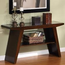 Traditional Dark Brown Norcastle Sofa Table by Sofa Tables Memphis Nashville Jackson Birmingham Sofa Tables