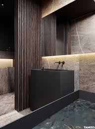 naturstein nussbaum im bad luxusbadezimmer moderne