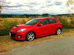 Review 2011 MazdaSpeed3 Take Two The Truth About Cars