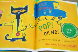 pete the cat books printable math for