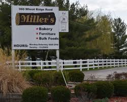 Millers Christmas Tree Farm Indiana by Miller U0027s Amish Market Road Trip The World