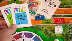 Rules For The Milton Bradley Life Game